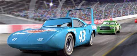 Cars King dan the pixar fan february 2015