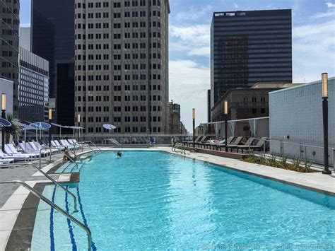 intercontinental la review intercontinental los angeles downtown travel codex