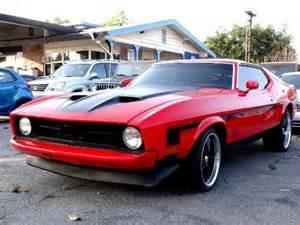Black Mustang Red Interior Ford Mustang Gt 1973 Mitula Cars