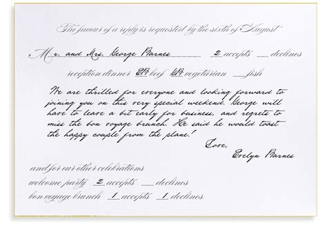 wedding response wording bell invito mind your rsvps qs formal response card etiquette