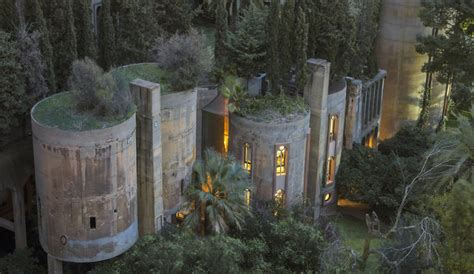 cement factory house architect turns old cement factory into his home and the