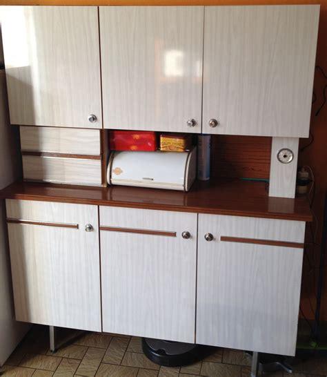 beautiful meuble cuisine formica marron contemporary