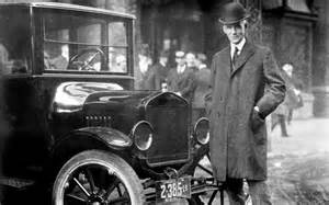 Henry Ford And The Assembly Line Happy 150th Birthday Henry Ford Michigan In Pictures