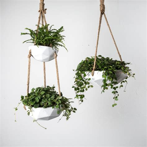 hanging planters arden hanging planter magnolia joanna chip gaines