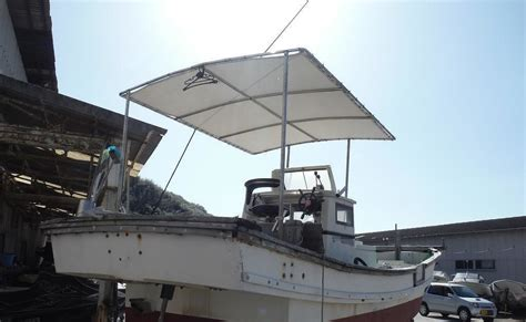 used fishing boat from japan yamaha fishing boat inboard used boat in japan for sale