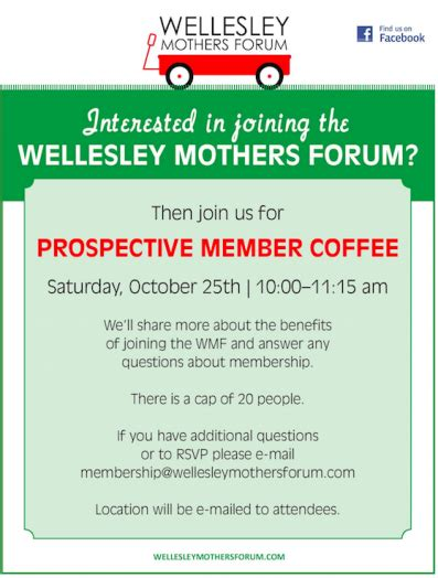 Swellesley Report by Wellesley Mothers Forum Recruiting Members The Swellesley Report News About Wellesley
