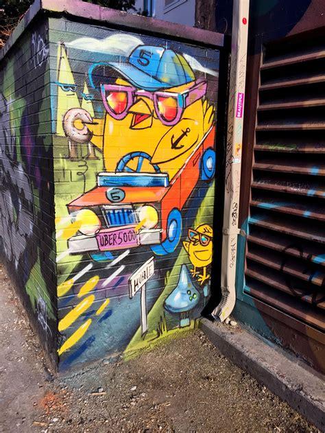 toronto graffiti street art graffiti alley murals bruno