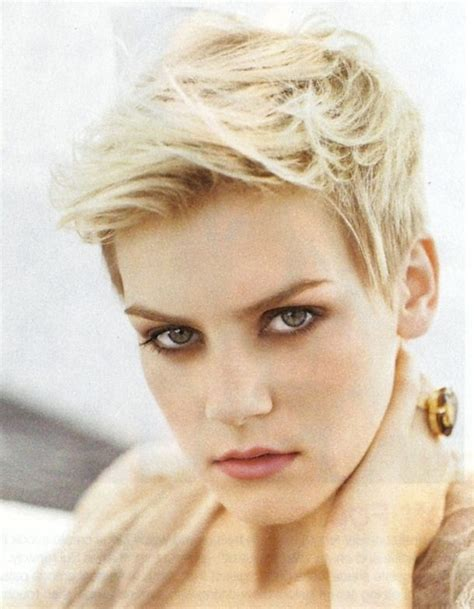hairstyles short blonde fine hair pixie haircut hairstyles for fine thin hair pinterest