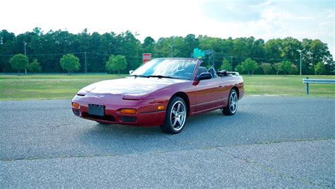 books about how cars work 1994 nissan 240sx auto manual rare 1994 nissan 240sx convertible for sale