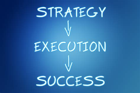 so you ve crafted the perfect strategy now how will you