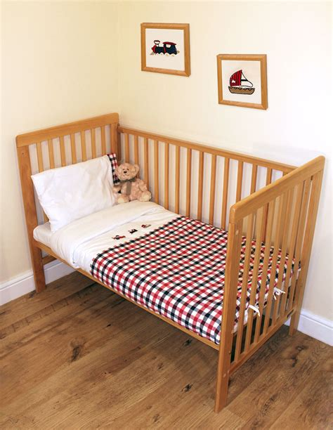 boat bed sets red navy junior toddler cot bed bedding set boat
