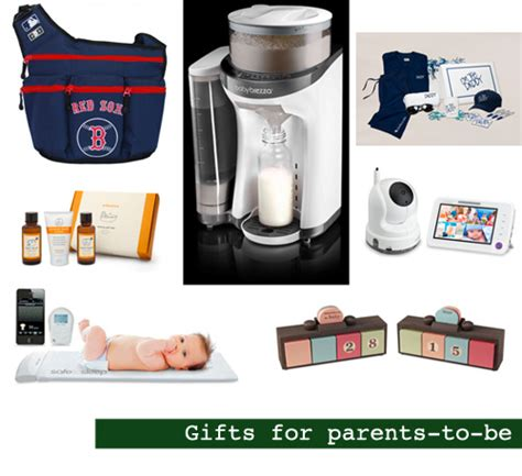 holiday gift guide gifts for parents to be