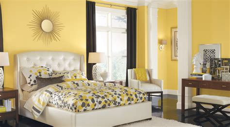Is Yellow A Color For A Bedroom by Bedroom Paint Color Ideas Inspiration Gallery Sherwin