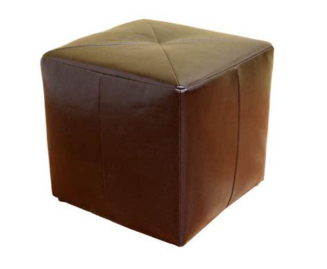 sullivan leather square ottoman wholesale interiors st 20 bonded leather square ottoman st