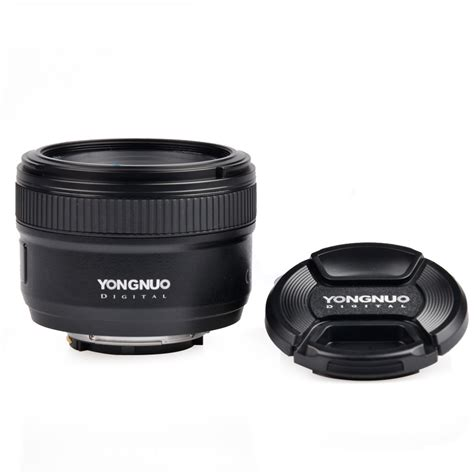 Yongnuo 35mm yongnuo 35mm f 2 lens wide angle af mf black jakartanotebook