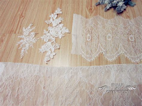 how to sew onto lace design your wedding dress custom made vintage sweetheart