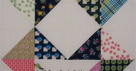 Squaring A Quilt Block by Busy Quilts Charm Square Sler Quilt Along Block 6