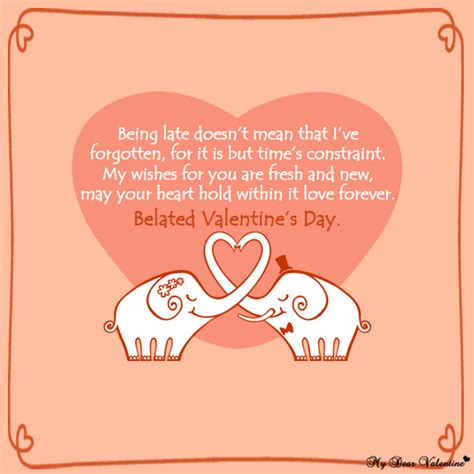 happy belated s day my wishes for you picture quotes