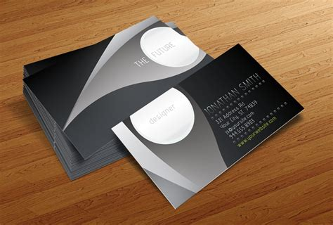 psd business card template fashion 50 best free psd business card templates