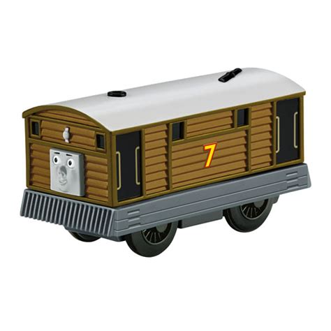 Friends Fisher Price Toby friends wooden railway battery operated toby