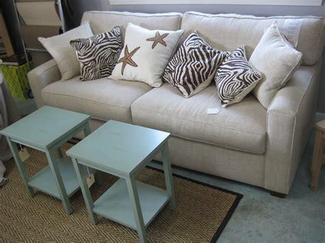 ta sofa modern sofa in natural linen posh living s modern sofa