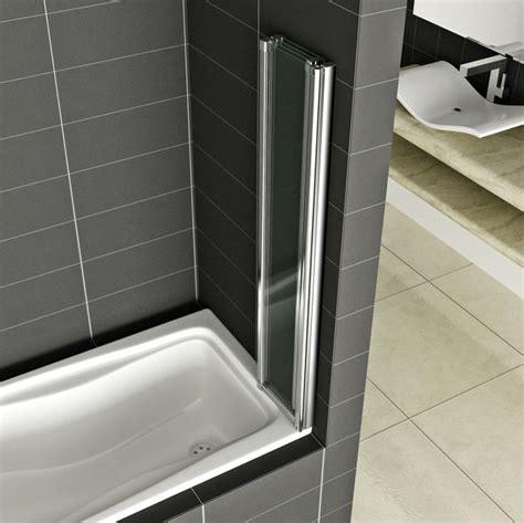 5 Fold 1200 X 5 fold 1200 x 1400mm folding shower bath screen easyclean
