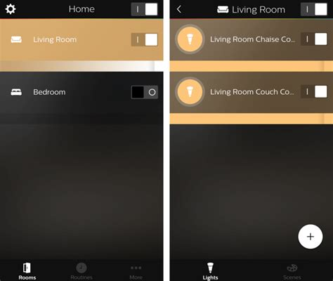 how to control philips hue getting started with the philips hue smart light bulbs vmug