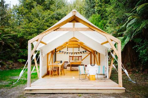 deck tent nesting in our cabin in the woods pinterest six reasons why you should go gling for your next