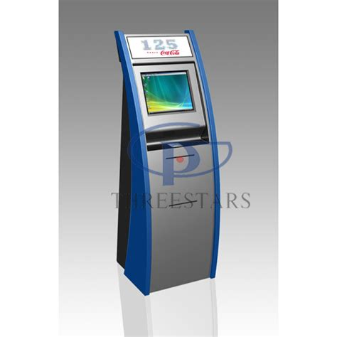 china electronic stand floor kiosk china stand floor