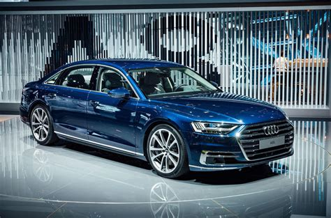 Audi A8 Neues Modell by 2017 Audi A8 Revealed As Brand S Most High Tech Model Yet