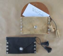 diy business card holder wobisobi leather business card holder diy