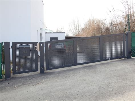 industrial swing gate pedestrian gates peritect