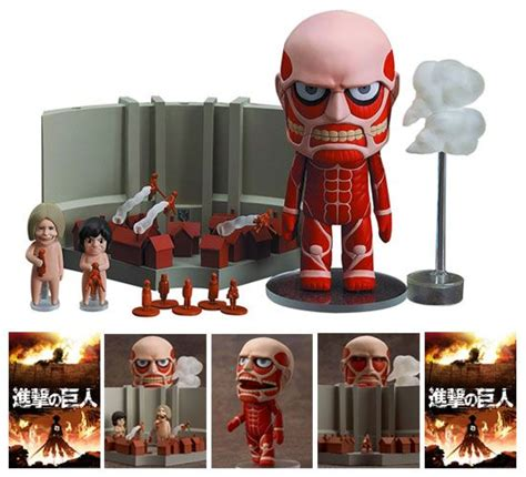 Nendoroid 358 Attack On Titan Kw 17 best images about gifts on disney kill la kill and winter olympics