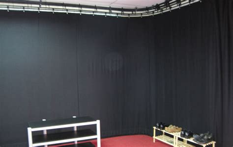 cyclorama curtain pkk ukm bangi installed cyclorama curtain