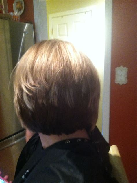 show bobs hair styles from back of head show stacked bob in back of head 25 short hair styles