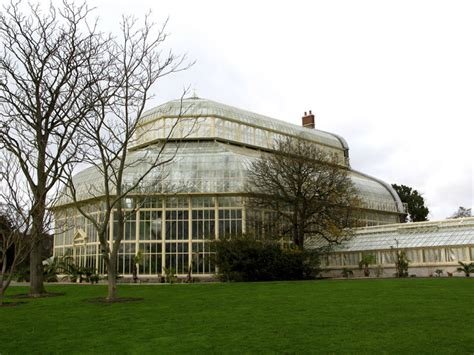 Botanic Gardens Dublin Great Palm House Botanic Gardens 169 Gerken Geograph Britain And Ireland
