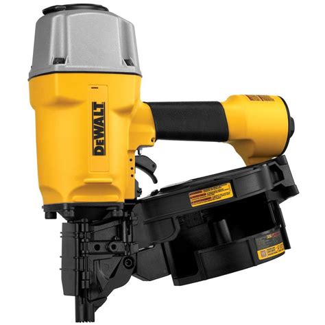 dewalt pneumatic 15 degree coil framing nailer dw325c