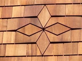 Island Kitchen Stools Cedar Shingle Diamond Pattern Rustic Boston By