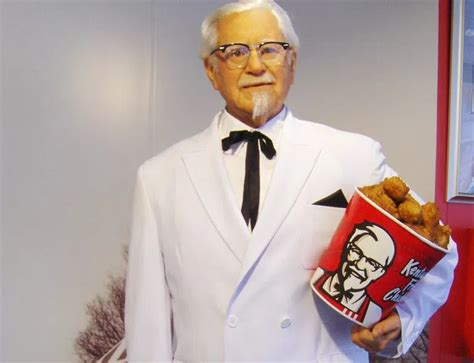 biography of colonel sanders colonel harland david sanders biography national skill