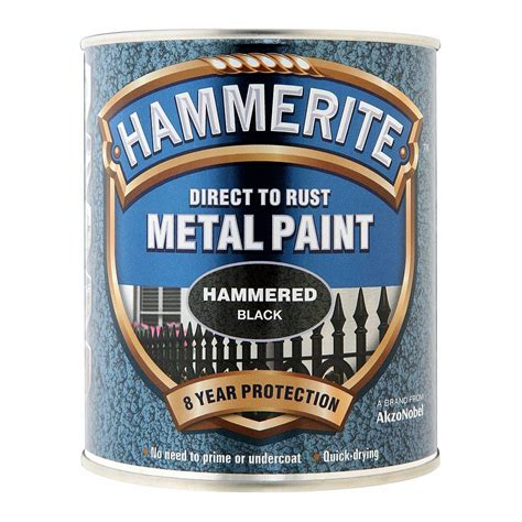 hammerite direct  rust metal paint