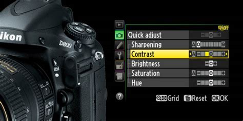 Best Nikon Picture Control Settings for Videography