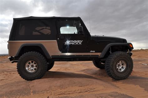 lj jeep ultimate armor package by savvy offroad jeep wrangler tj