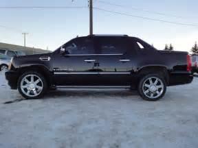 2008 Cadillac Escalade Ext 2008 Cadillac Escalade Ext Ultra Luxury Pkg Envision