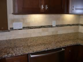 kitchen backsplash travertine tile tentinger june 2012
