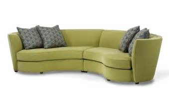 Curved sofas cheap leather sofa maintenance skill