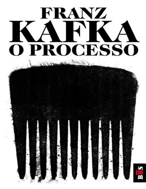 O processo - Franz Kafka | Graphic design book cover