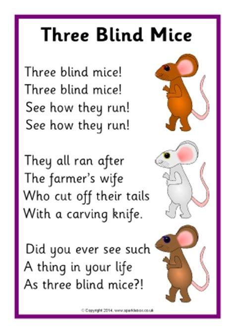 printable lyrics for nursery rhymes printable nursery rhyme song lyric sheets sparklebox