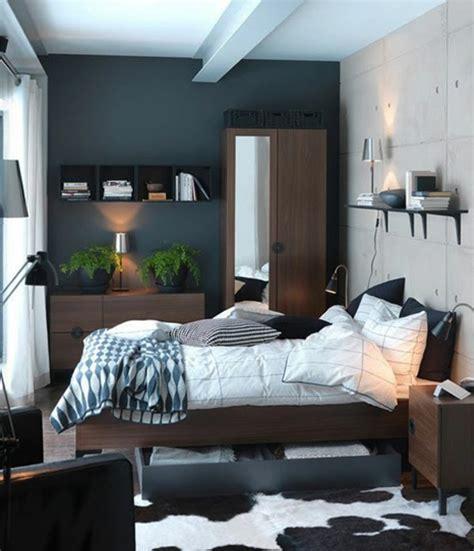 machen sie ein kleines schlafzimmer größer aussehen kleines schlafzimmer einrichten 30 ideen