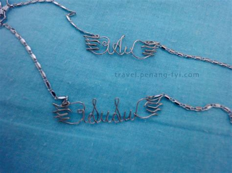 Boracay Necklace by Boracay Souvenirs