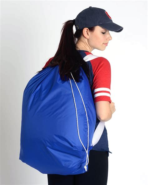 Commercial Grade Backpack Laundry Bag With Two Shoulder Laundry Backpack